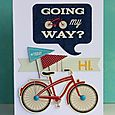My Way Card-Nancy
