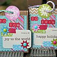 Project-Kim H-Gift Card Ornaments