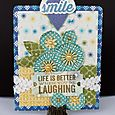 Smile & Laughing Card PFolchert (461x600)