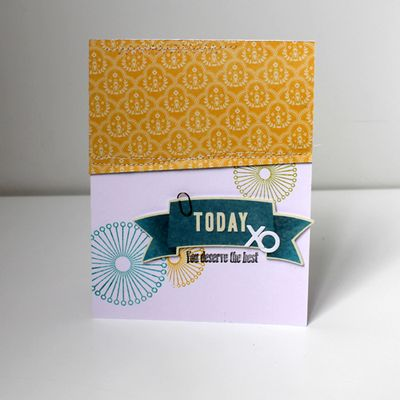 Mel-Today Card