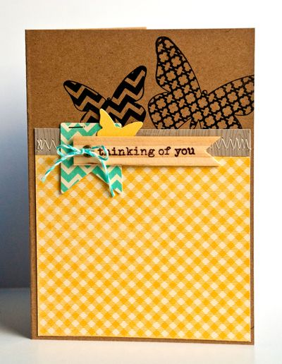 Val-Thinking of You Card