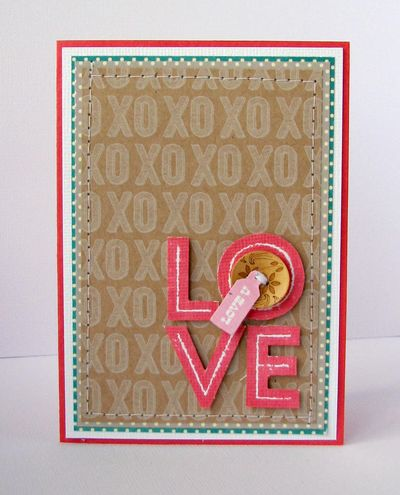 Nicole-love card