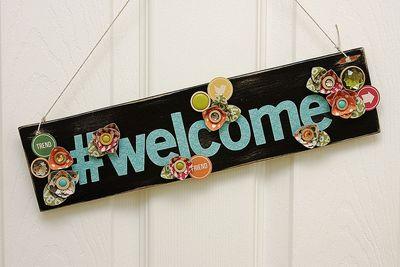 Summer-Jillibean-Welcome-Sign