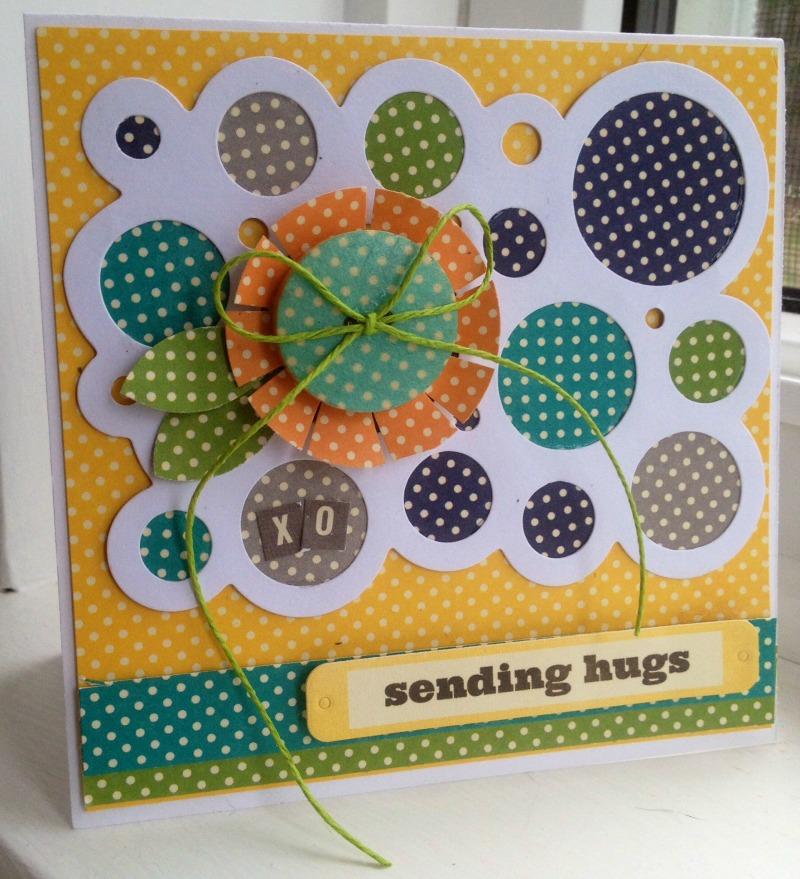 Sending Hugs - Kristine Davidson