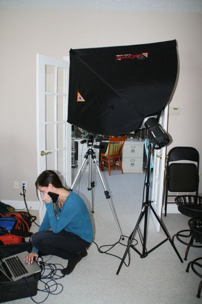 Creative Spaces_Photographer Set up 2