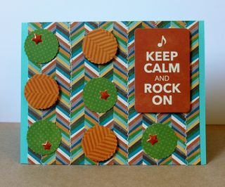 Keep Calm Card Pfolchert