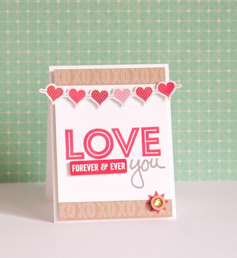 Card-Teka-Love You f orever