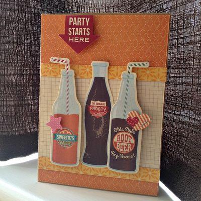 Party Starts Here - Kristine Davidson