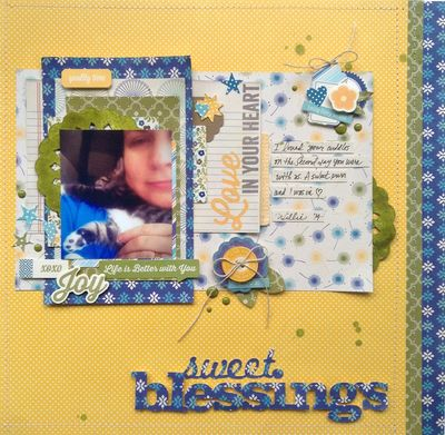 Sweet Blessings - Kristine Davidson