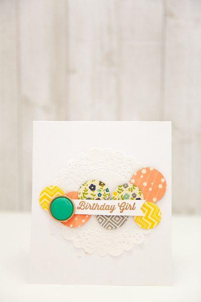 Birthday girl by evelyn pratiwi yusuf