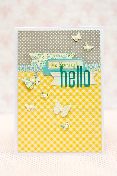 Hello Spring by Jessy Christopher