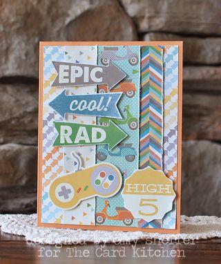 Epic cool rad