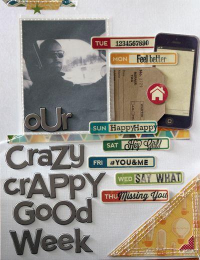 LO-Crazy Crappy Good Week-Mandy