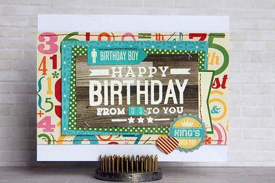 Card-Happy Birthday-Amy