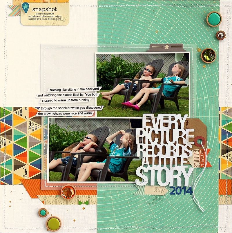 LO-Sarah-Every Picture Tells A Story