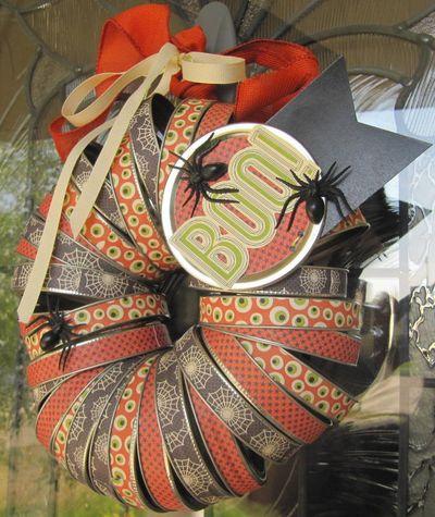 Jen-Halloween Wreath