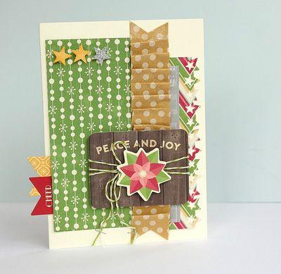 Peace and Joy Card-Sarah