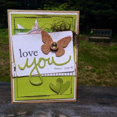 Love You - Kristine Davidson