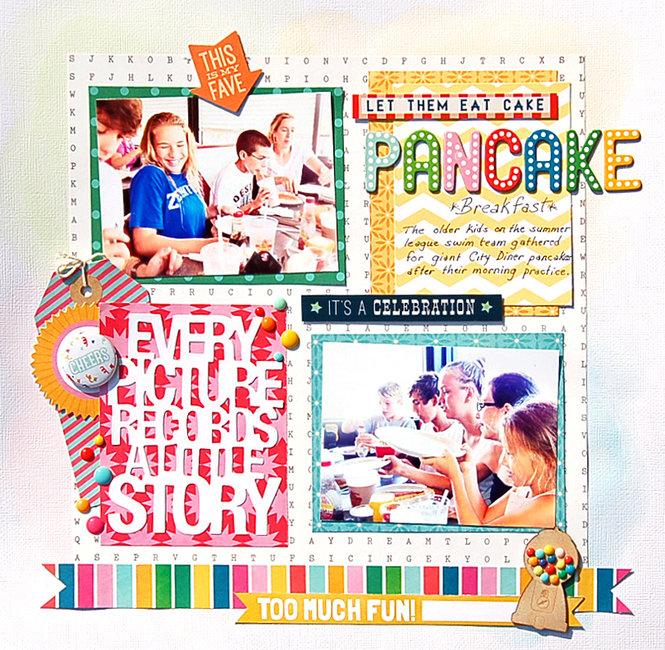 Pancake Layout-Madeline