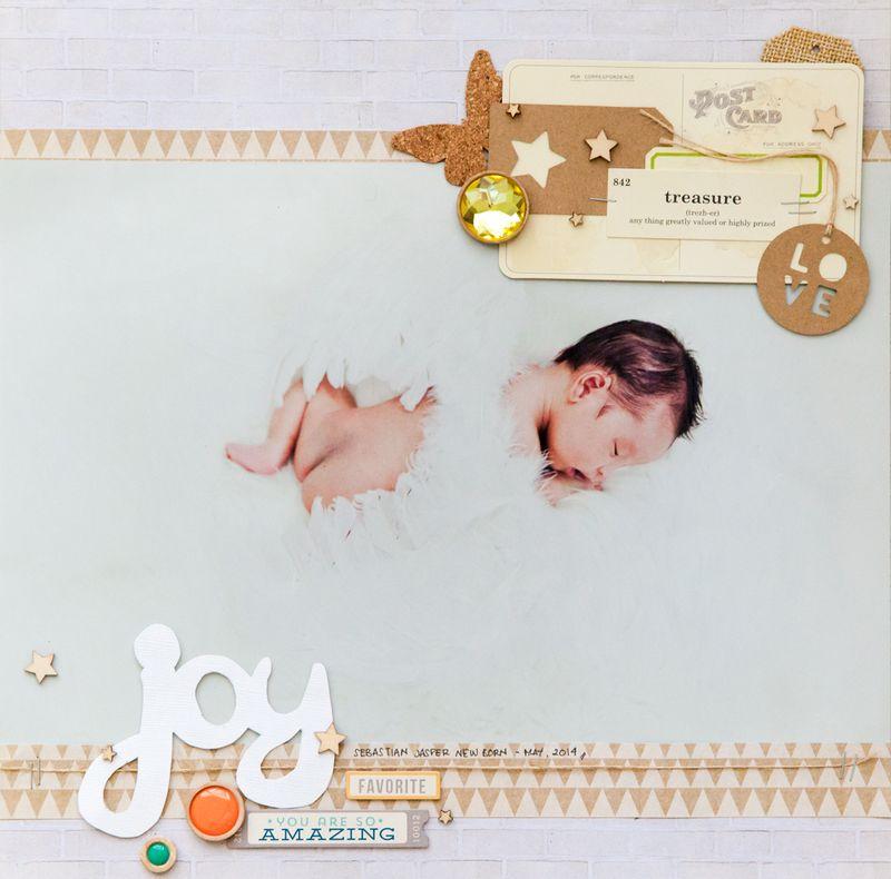 Joy by Evelynpy