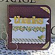 April heartfelt thanks card danni reid