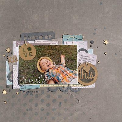 Love This Smile - Kristine Davidson
