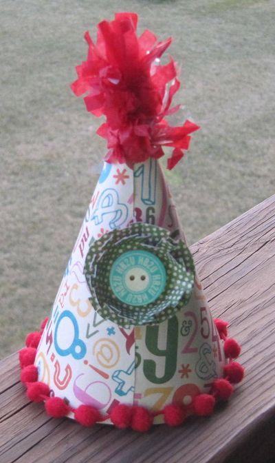 Jen-Birthday Party Hat 3