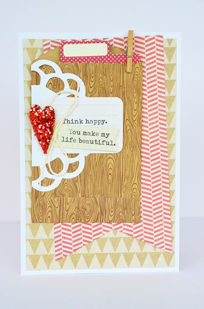 Jillibean Soup_Leanne Allinson_CHA card 4_think happy