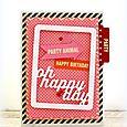 Kimj card happy day