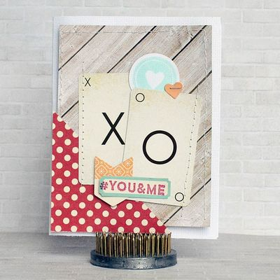 Amy-XO Card