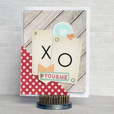 Amy-XO Card