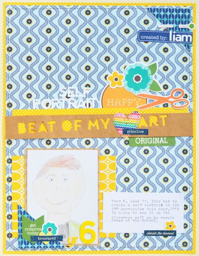 Jillibean Soup_Leanne Allinson_self portrait