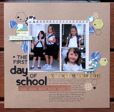 LO-Jen-First Day of School