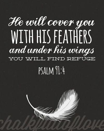Pinterest Psalm 91