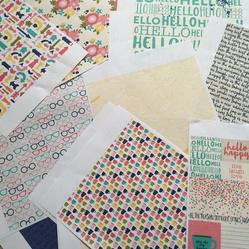 Creative Process_Print Outs
