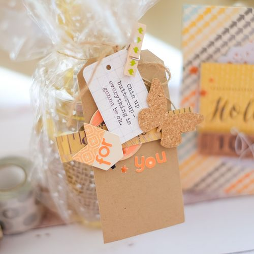 Mason Jar Wrap Gift Details by Evelynpy