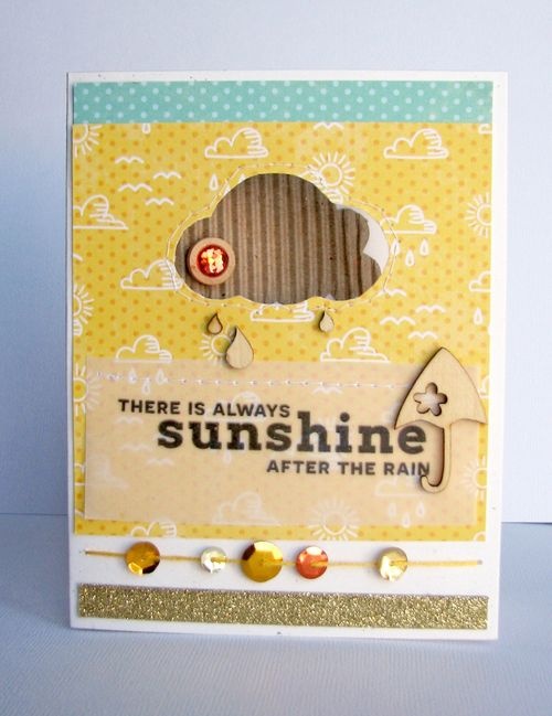 Card-Nicole-There Is Always Sunshine