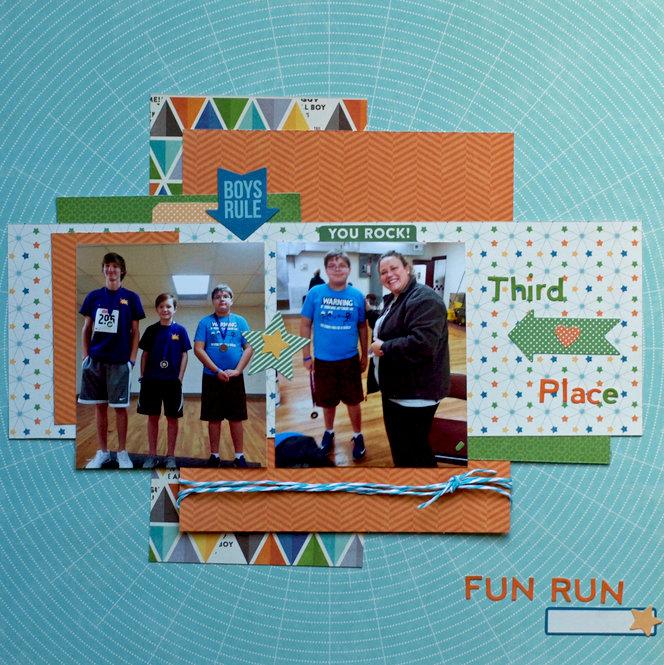 Fun Run-Leah Burgett