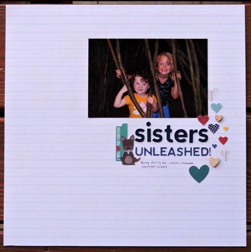 Jen-Sisters Unleashed LO