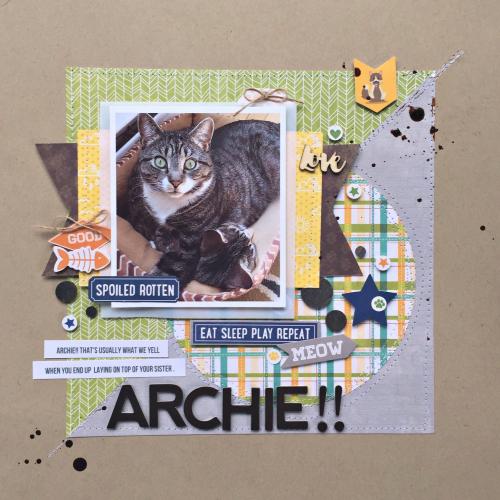 Archie !! - Kristine Davidson