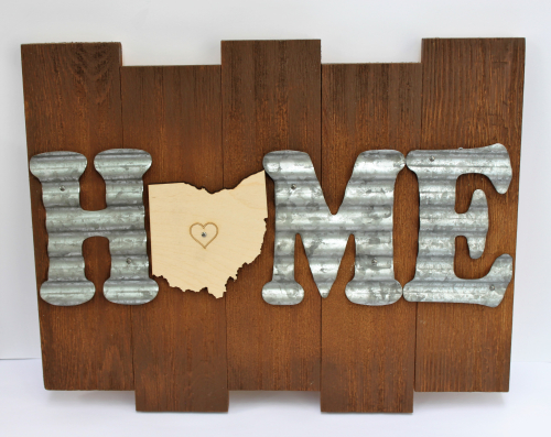 Ohio Home Sign-Pfolchert