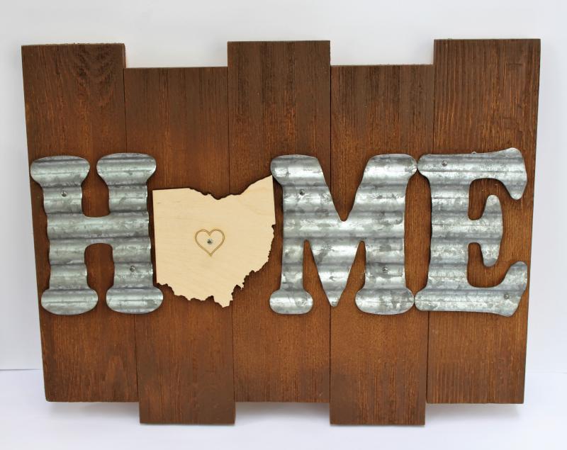 Ohio Home Sign-Pfolchert