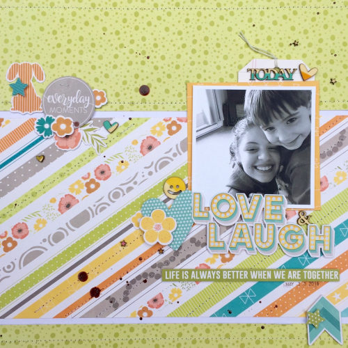 LO-Love Laugh-Kristine Davidson