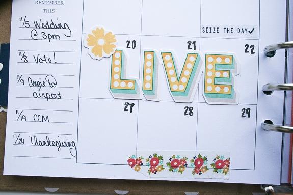 Wendy-November Calendar Planner 4