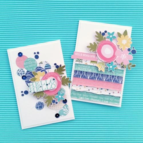 Hello Cards- Zsoka Marka