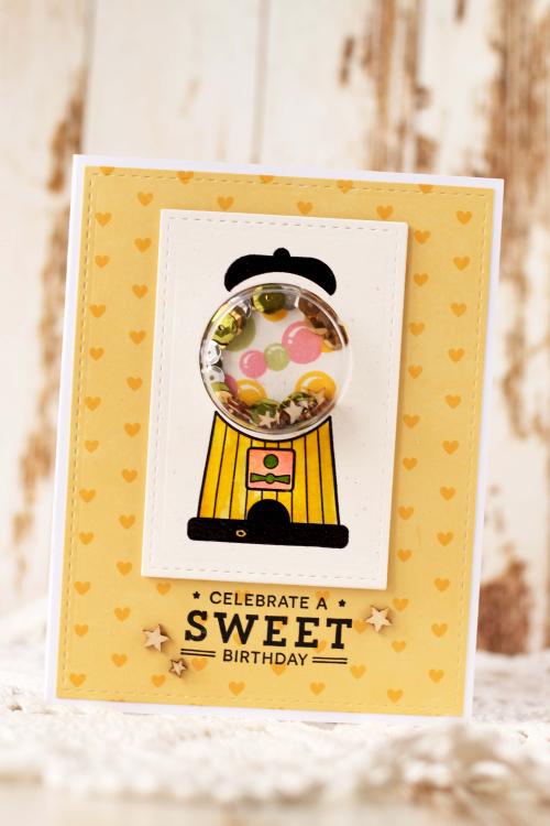 Julia-Celebrate A Sweet Card
