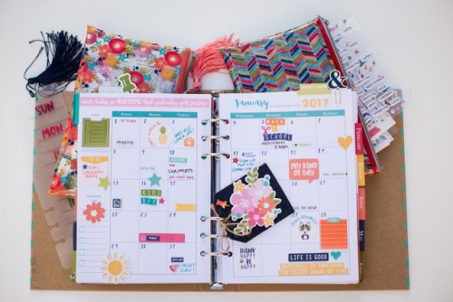 Rebecca-Planner Pages