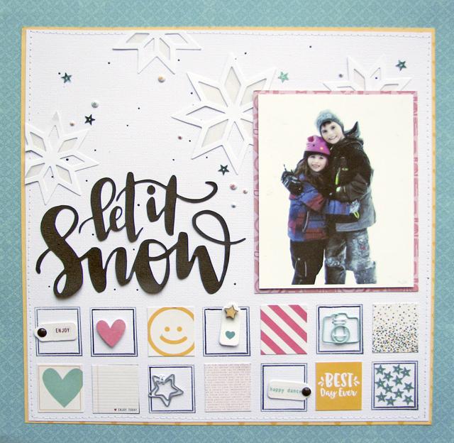 Nicole-Let it Snow
