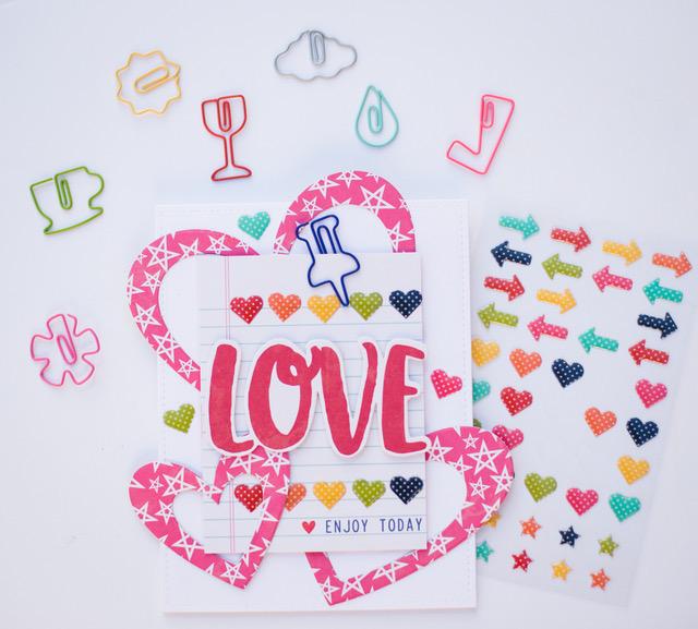 Rebecca-Love Card