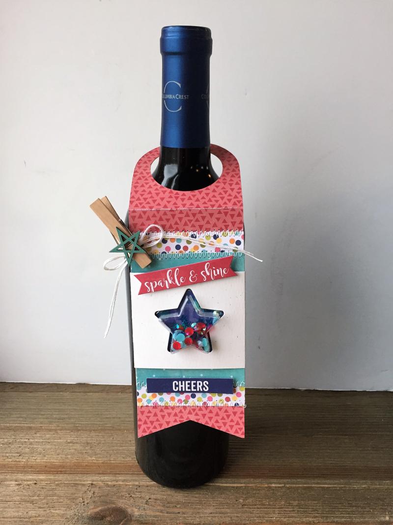 Patty-Wine Tag